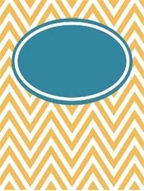posts similar   editable chevron binder covers