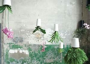 Blumentopf Zum Aufhängen : sky medium ber kopf h ngender blumentopf zum aufh ngen ~ Michelbontemps.com Haus und Dekorationen