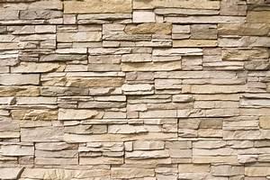 Stacked stone wall background horizontal - Fort Wayne Rocks