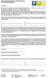 Einverständniserklärung Der Eltern Für Veranstaltungen : fein formular f r die einverst ndniserkl rung der eltern ~ Themetempest.com Abrechnung
