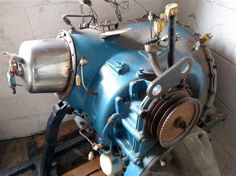 bangshiftcom ebay find  late  chrysler turbine engine    grabs quick find
