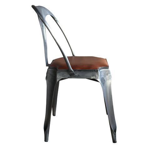 chaise en fer industriel chaise en fer industriel chaise haute en fer industriel camellia luxury chaise type industriel