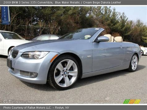 2009 Bmw 335i Convertible by Blue Water Metallic 2009 Bmw 3 Series 335i Convertible