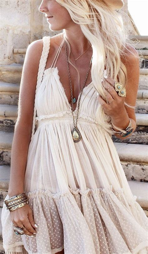 Boho Chic Kleid 25 Boho Chic Fashion Styles To Try Out In Summer 2018 Fashion Corner