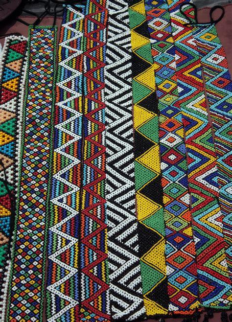beads durban beachfront colourful african beadwork