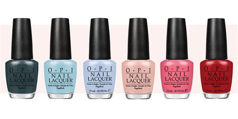 opi colors 15 best opi nail colors for 2018 top selling opi