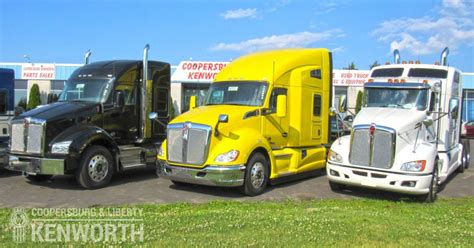 kenworth dealers in pa kenworth trucks for sale in pa nj coopersburg liberty