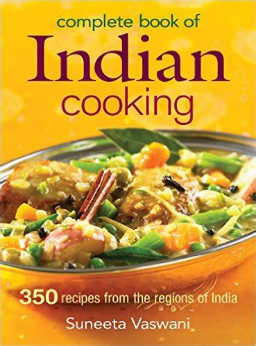 cookbook giveaway complete book  indian cooking
