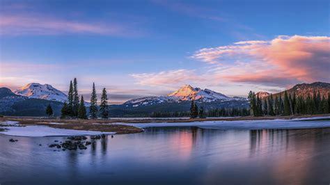 4k Wallpapers by Wallpaper Sparks Lake 5k 4k Wallpaper 8k Oregon Usa