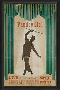 1000 images about revuesical images on pinterest krakow With vaudeville poster template