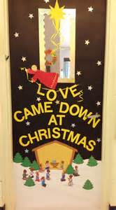 Christian Christmas Classroom Door Decorations by 292 Best Images About Church Classroom Decorating On Pinterest