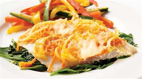 cuisiner les c es filet de pangasius à la florentine recettes iga poisson épinards recette rapide