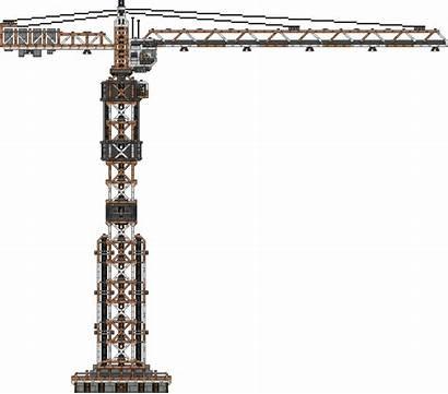 Crane Tower Clipart Transparent Vg Terraria Generals