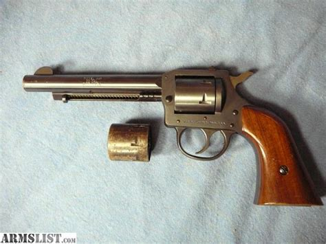 Armslist For Sale H And R Model 649 Revolver 22 Lr With