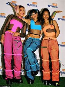 T-Boz and Chilli TLC