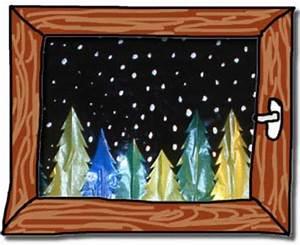 Basteln Mit Kindern Weihnachten Und Winter : basteln mit kindern kostenlose bastelvorlage advent winter und weihnachten fensterbilder ~ Watch28wear.com Haus und Dekorationen