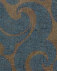 Tapete Blau Braun : tapete la veneziana 2 vliestapete marburg 53138 barock blau braun ~ Sanjose-hotels-ca.com Haus und Dekorationen