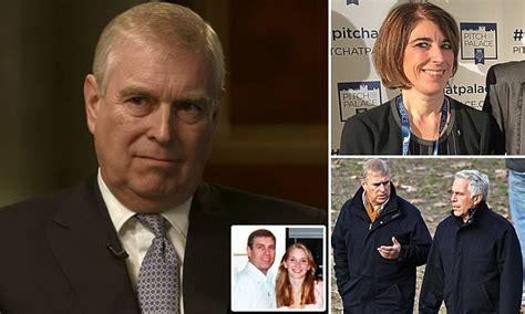 Prince Andrew showed NO sympathy for Jeffrey Epstein's ...