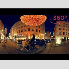 360 Vr Video  Christmas In Vienna, Austria (vr 360 Degree Video About Travel & Tourism) Youtube