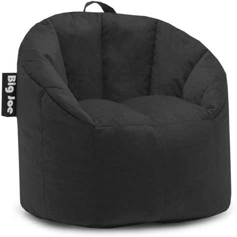 bean bag sofa chair big joe milano bean bag chair multiple colors walmart com