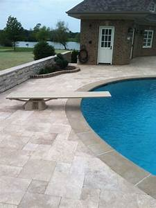 21 best Pavers Travertine Brick Paver images on Pinterest