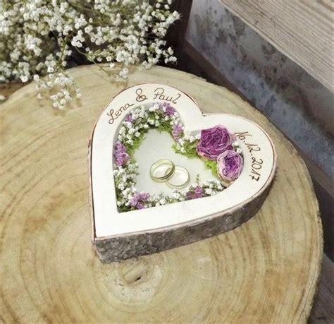 deko hochzeit grün wedding ring pillow mille fleurs by name in 2019
