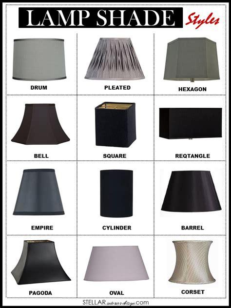 l shade styles stellar interior design