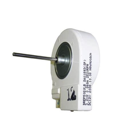 kenmore refrigerator parts fan motor sears kenmore refrigerator evaporator fan motor
