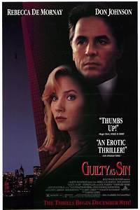 Guilty as Sin , starring Rebecca De Mornay, Don Johnson ...