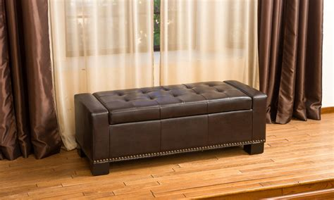 Bedroom Storage Ottoman Bench by Leather Bedroom Benches Target Storage Bench Storage