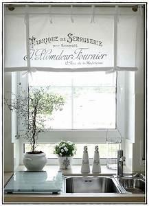 Vorhänge Für Küchenfenster : die 25 besten ideen zu gardinen landhausstil auf pinterest vorh nge landhausstil landhaus ~ Markanthonyermac.com Haus und Dekorationen