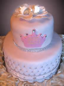 Princess Theme Baby Shower Cake
