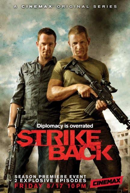 strike  season  official trailer poster comic