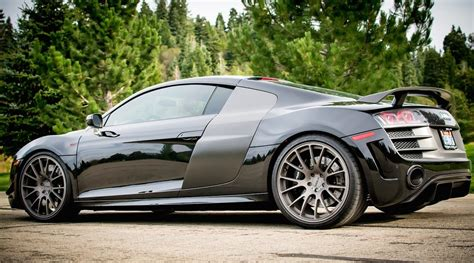 710 Hp Stasis Supercharged Audi R8 Gt