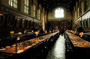 le carnet blog archive voyage sur les lieux de With salle a manger harry potter oxford
