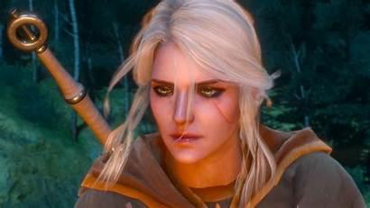 Ciri Witcher Cyberpunk 2077 Cirilla Wallpapers Fiona