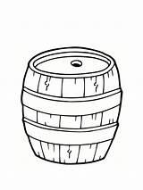 Pirate Fass Piraat sketch template