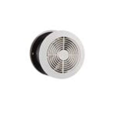 Broan Duct Free Bathroom Fan by Broan Duct Free 0 Cfm Ceiling Exhaust Fan 682 The Home Depot