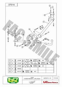 Detach Towbar   7pin Wiring For Suzuki Wagon R  5seats Mpv