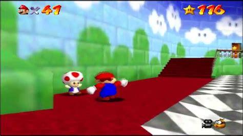 Super Mario 64 N64 Toads Stars Youtube