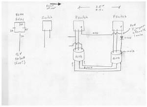 Mechanical Brake Light Switch Modification -  U0026 39 78 Sc