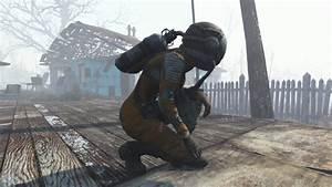 Skin Tight Hazmat Suit CBBE Fallout 4 Mod Cheat FO4