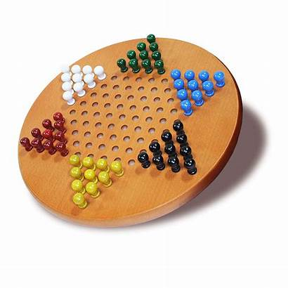 Checkers Chinese Pegs Wood Wooden Games Solid
