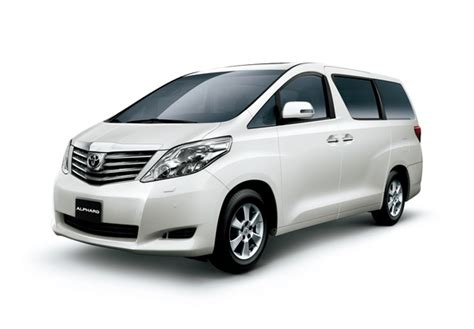 Toyota Alphard Wallpapers by Toyota Alphard Anh20w 2008 11 Wallpapers