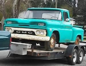 1960 Gmc Barn Find Pickup V6