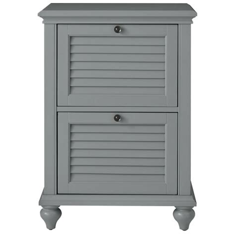 home depot file cabinets home decorators collection hamilton 2 drawer grey file