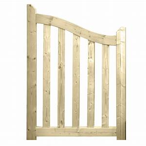 Portillon Bois Jardin : portillon jardin bois avec les meilleures collections d 39 images ~ Preciouscoupons.com Idées de Décoration