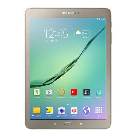 samsung galaxy tab s2 9 7 quot value edition sm t813 32 go bronze tablette tactile samsung sur ldlc