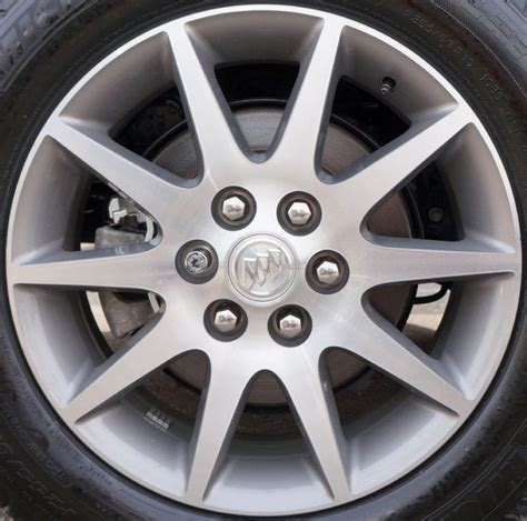 buick enclave mg oem wheel  oem original