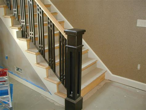 Handrails And Banisters For Stairs by Interior Handrails Newsonair Org